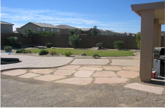 AZ Landscape design