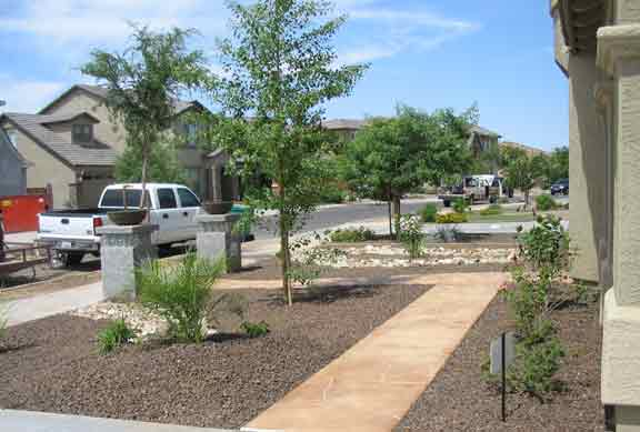 Landscaping Ideas For Front Yard In Arizona : Front yard landscaping ideas for arizona pdf