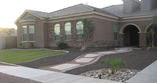 Arizona Landscape Design with Az Living Landscape