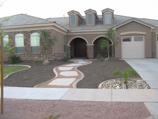 Arizona Living Landscape Designs