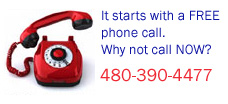 Give us a call 480-390-4477