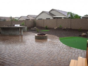 Backyard-landscape-design-Arizona