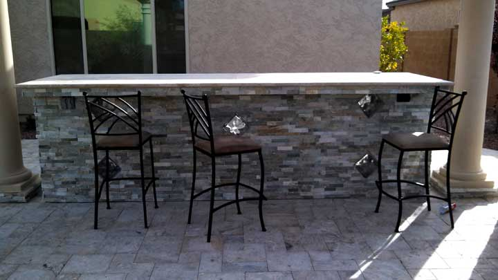 Flagstone Patio Ideas Seating Areas