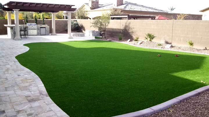 Synthetic Grass Artificial Putting Greens custom design ... on Artificial Grass Backyard Ideas id=51471