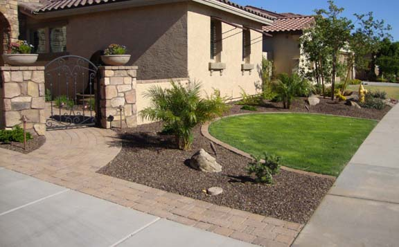 Rolland Asley Front Yard Landscaping Ideas In Arizona