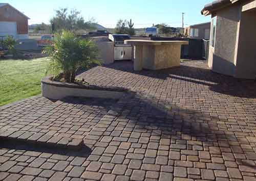 Paver Patio Design Ideas Installation Arizona Living