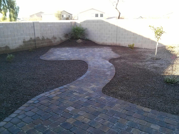 Landscaping Pavers Ideas : This is the solution landscaping az