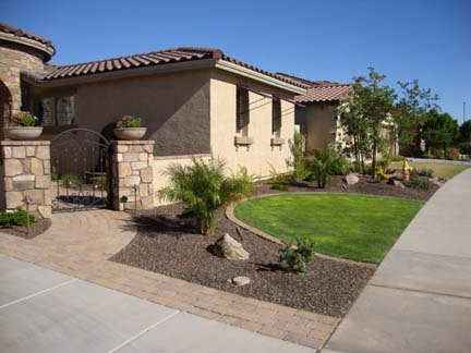 How Much Does A Backyard Landscape Cost In Arizona