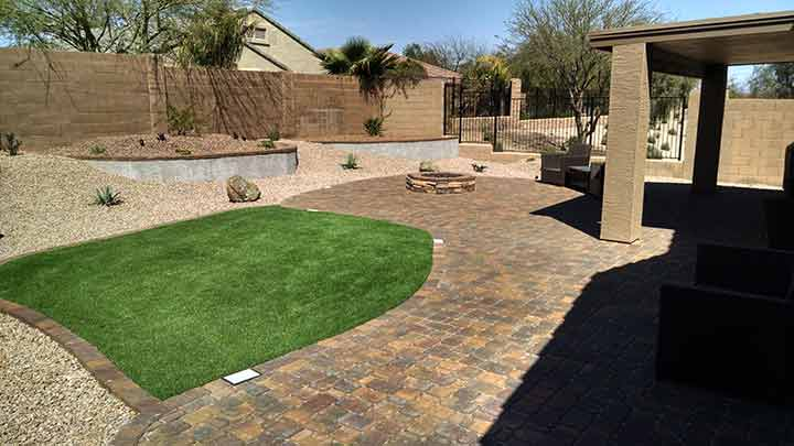 Backyard Landscaping Ideas Pictures Arizona – Thorplc.Com