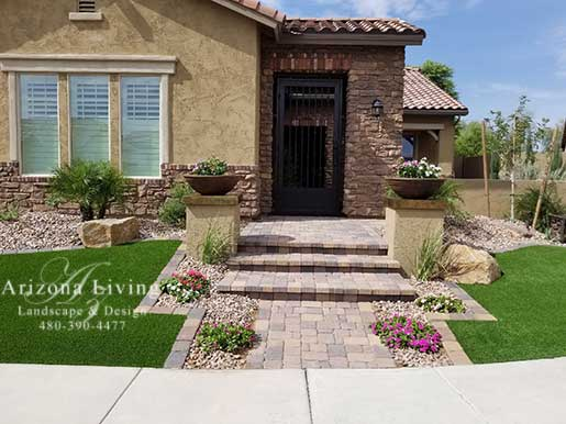 front-yard-synthetic-grass-revamp